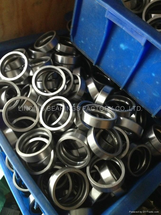 Deep groove ball bearing 6320 LinqingV-great bearing factory company 6300 6 3