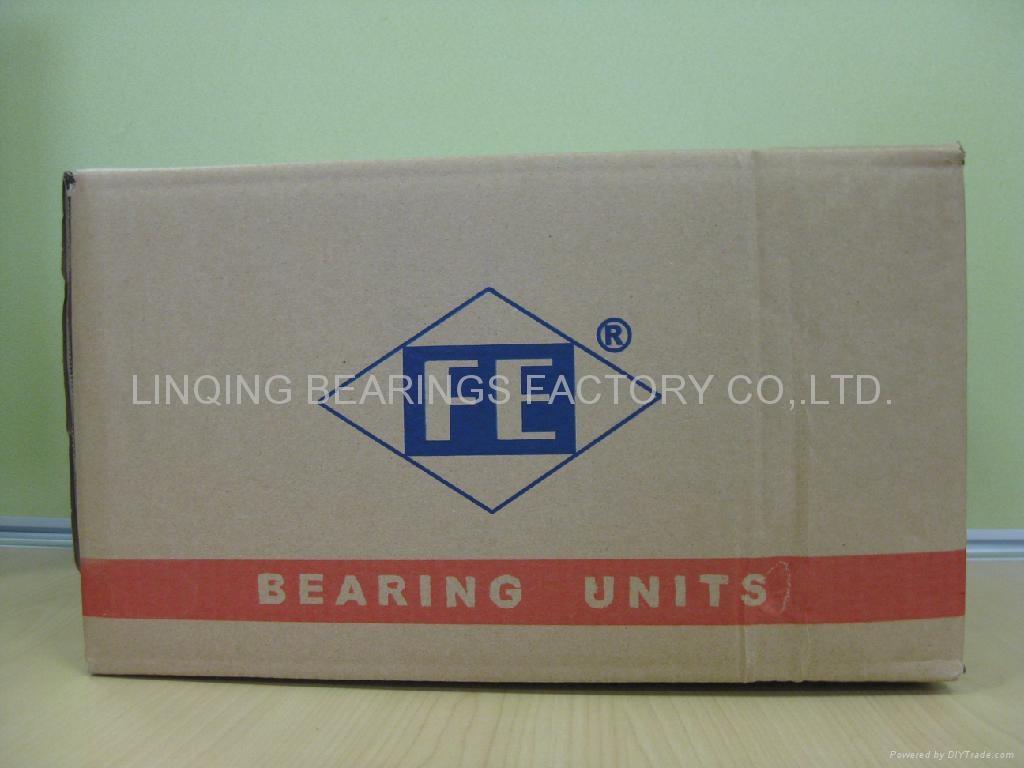 GUB BEARINGPillow block ball bearing V-great bearing factory company UCP UCFL 2