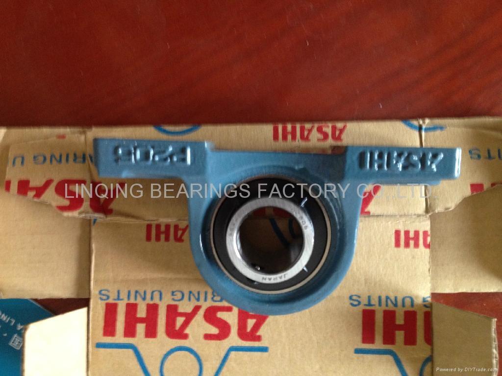 GUB BEARINGPillow block ball bearing V-great bearing factory company UCP UCFL 3