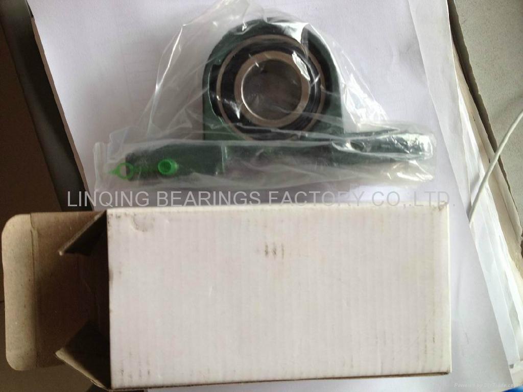 GUB BEARINGPillow block ball bearing V-great bearing factory company UCP UCFL 4