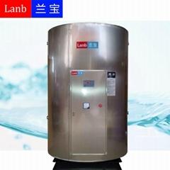 2000L2个立方储水式不锈钢电热水器