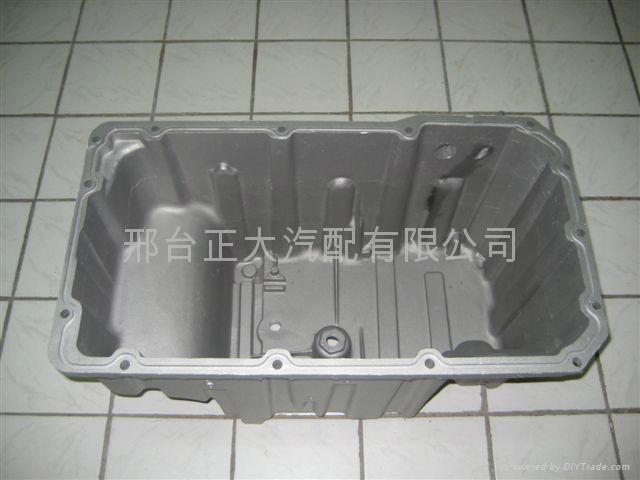 奔馳卡車油底殼  汽車配件油底殼 原廠奔馳油底殼 1