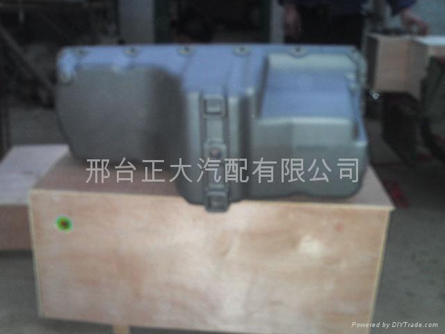 奔馳OM423油底殼 奔馳原廠配件 1