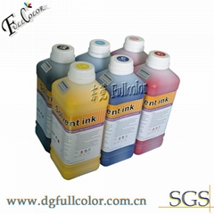 Eco Solvent Ink For Digital Flatbed Printer Epson DX5 printhead