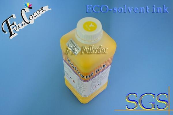 Eco Solvent Ink For Digital Flatbed Printer Epson DX5 printhead  5