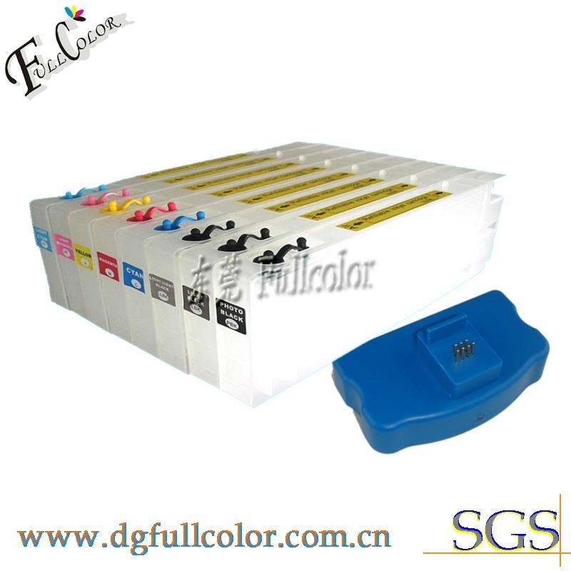 直销爱普生EPSON 7600 9600 填充大墨盒 4