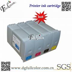 齐彩供应 HP Designjet 1050/1055 兼容墨盒 HP80代用墨盒