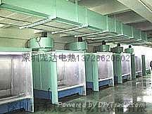 深圳喷油柜