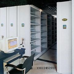 智能型電動密集櫃