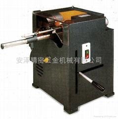 台湾精展GIN高速顶针精密切断研磨机/倒角机