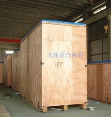 大連大型出口包裝箱