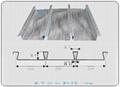 燕尾式樓承板YX51-190-760  3