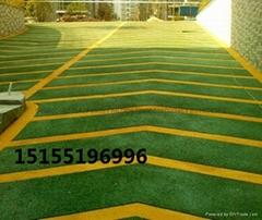 合肥無震動防滑坡道地坪