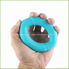 硅膠健身握力器 瑜伽健身握力器  握力鍛鍊健身器材