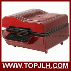3D sublimation vacuum priting heat press machine