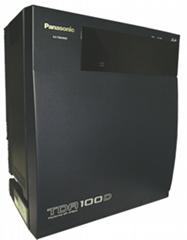 武汉松下数字程控电话交换机 KX-TDA100D