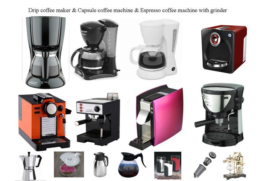 drip coffee maker & espresso coffee maker and capsule coffee machine 1