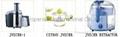citrus juicer & juicer extractor food processor 1