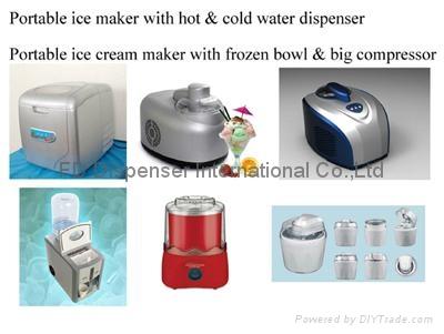 cuisinart automatically soft & hard ice cream maker machine 1