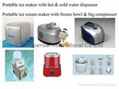 cuisinart automatically soft & hard ice