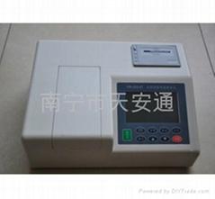 数据打印式农药残留检测仪