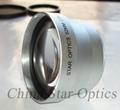 52mm 2.0X telephoto conversion lens for digital cameras