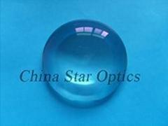 optical plano-convex spherical lens