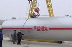 菏澤花王液化石油氣儲罐
