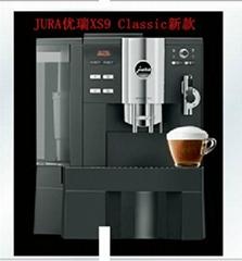JURA優瑞全自動咖啡機