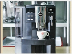 JURA优瑞意式全自动咖啡机