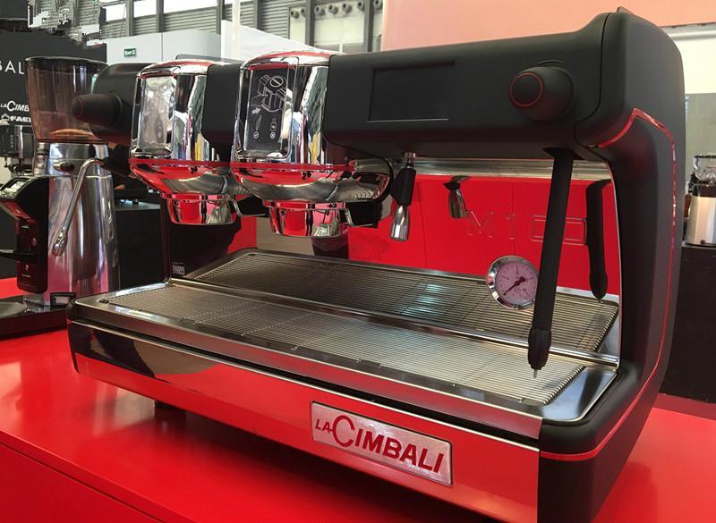 La Cimbali金佰利双头半自动意式咖啡机 1