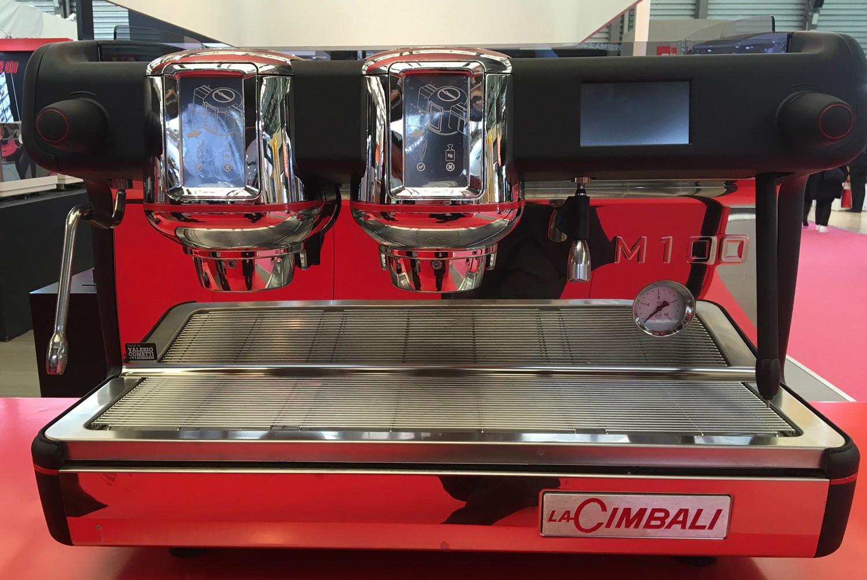 La Cimbali金佰利双头半自动意式咖啡机 2