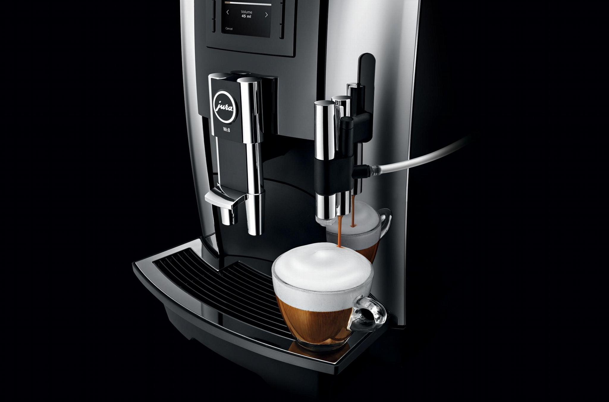 优瑞全自动咖啡机 3