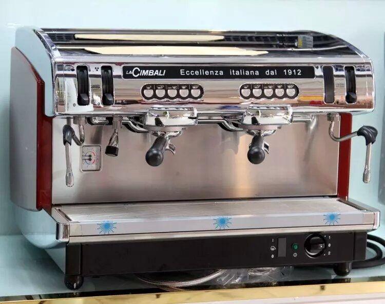 LA CIMBALI/金佰利半自动咖啡机 1