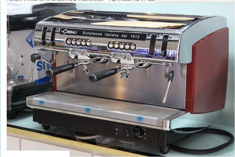 LA CIMBALI/金佰利半自动咖啡机 5