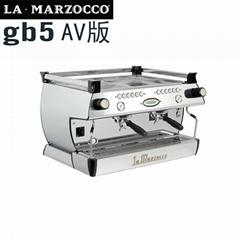La Marzocco辣媽GB5雙頭電控咖啡機