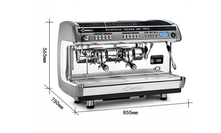 LA CIMBALI金佰利M39咖啡机 4