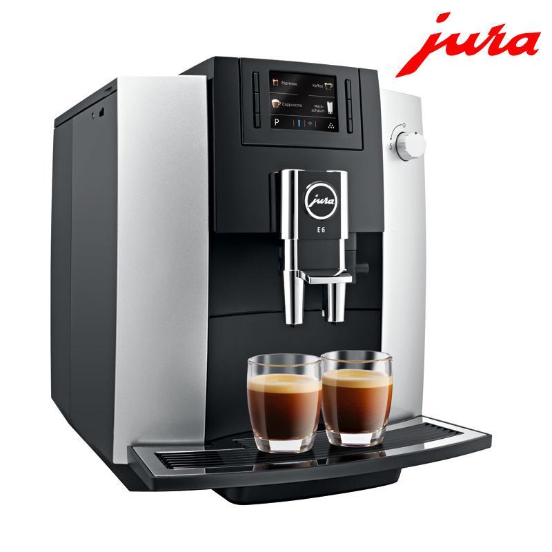 JURA/优瑞E6家用意式咖啡机 2