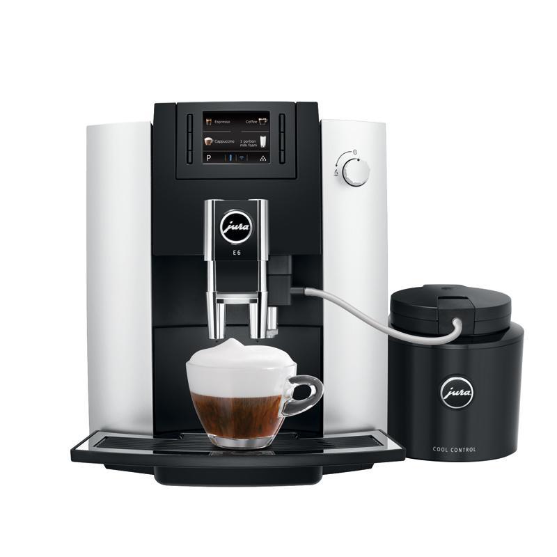 JURA/优瑞E6家用意式咖啡机 3