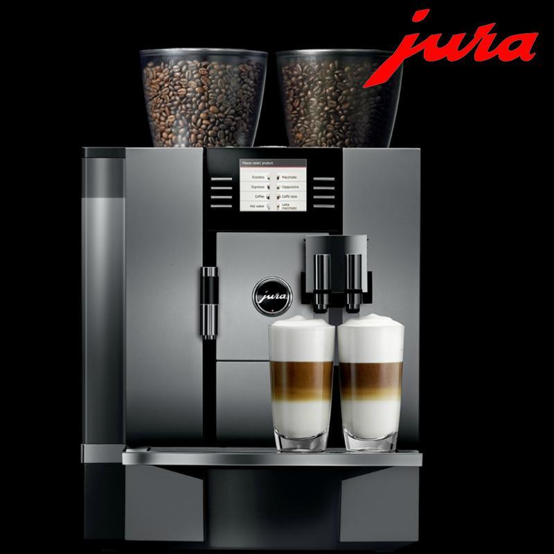 JURA/优瑞商用全自动咖啡机 1