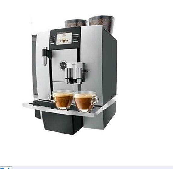 JURA/优瑞商用全自动咖啡机 2