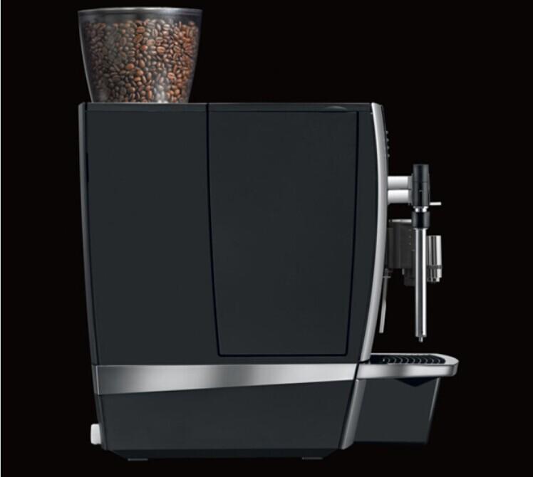 JURA/优瑞商用全自动咖啡机 4