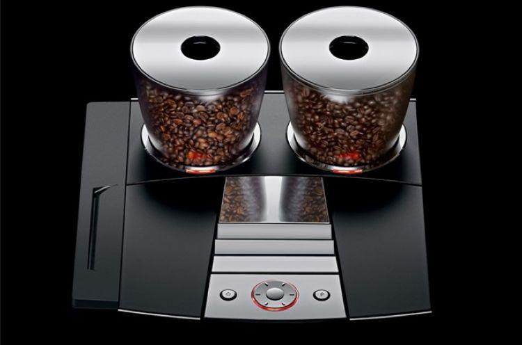JURA/优瑞商用全自动咖啡机 5