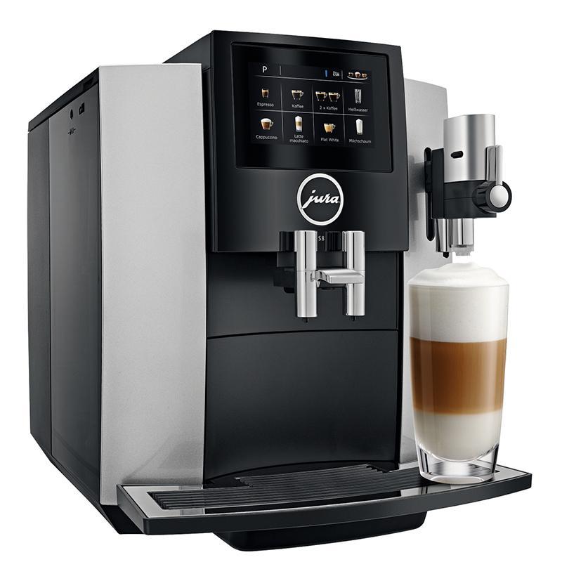 优瑞S8全自动咖啡机 2