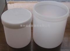 电子浆料罐   盛笛帕克塑料