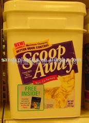 白乳胶桶   常州盛笛帕克 塑料方桶