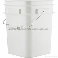 square pail