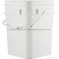 白乳膠桶   常州盛笛帕克 塑料方桶 3