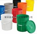 常州盛笛帕克   高档塑料桶 3