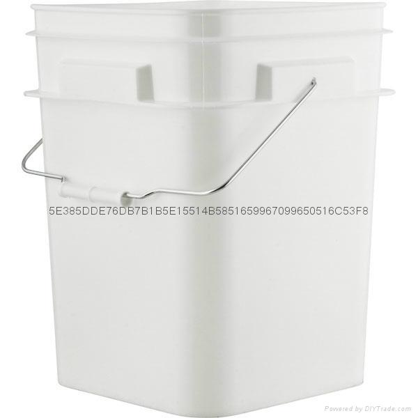 洗衣粉桶   常州盛笛帕克专业生产 3
